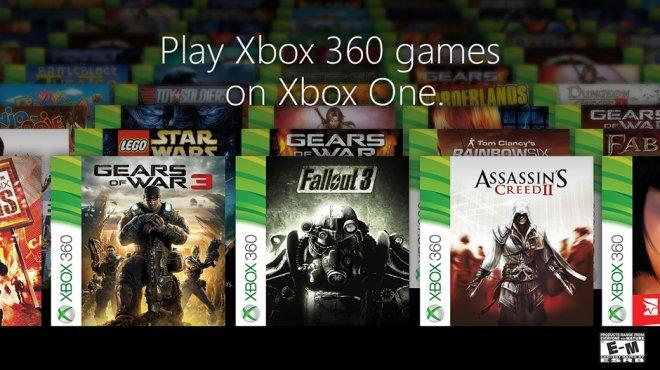 Xbox One backwards compatibility: Updated list of Xbox 360