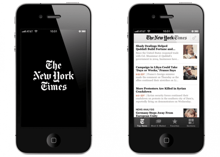 nyt apps