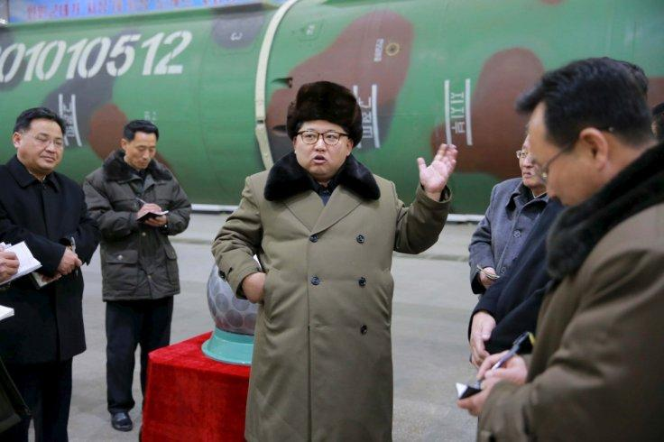 North Korea to test nuclear-tipped ICBM after claiming clean warhead re-entry