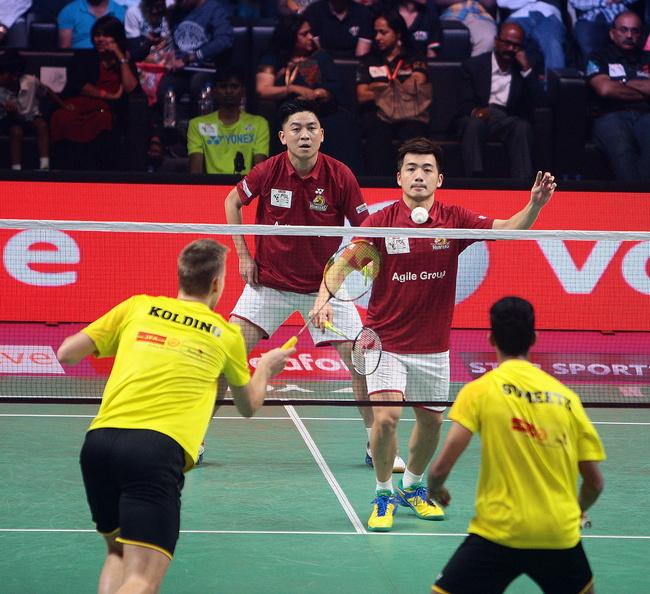 Tan Wee Kiong in PBL 2