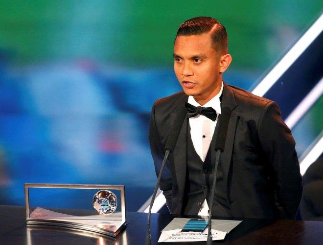 Mohd Faiz Subri