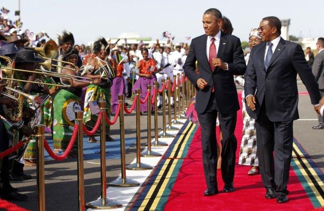 A timeline of Obama's nostalgic journey as a President