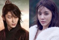 Lee Joon-gi and Kim Ah-joong