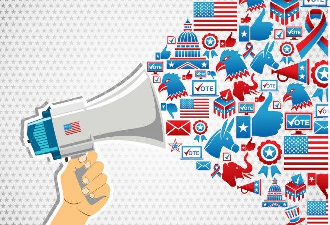 politics on social media