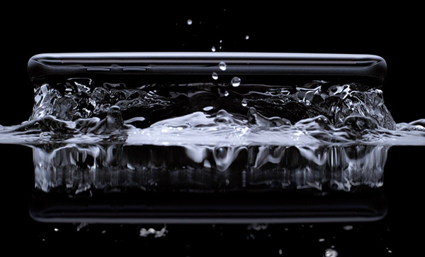 Galaxy S7 waterproof capability