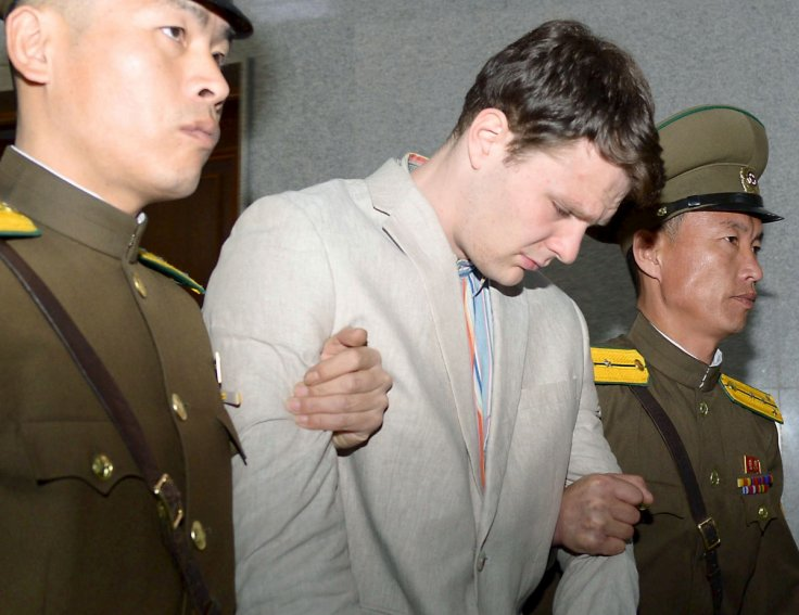 North Korea sentences US student to 15 years of hard labour