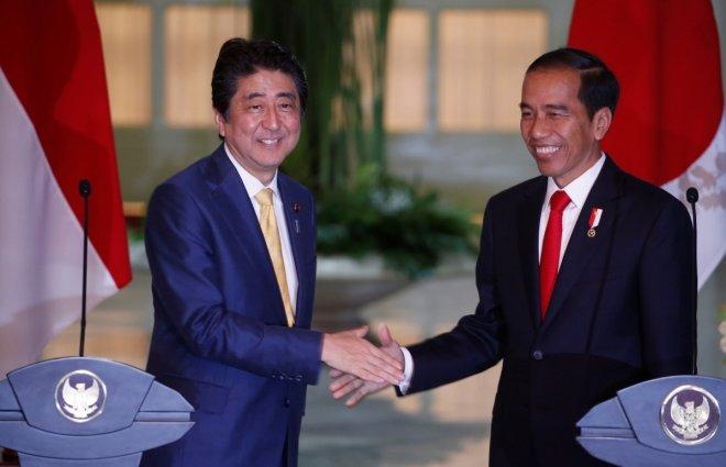 Indonesia and Japan agree to step up maritime security