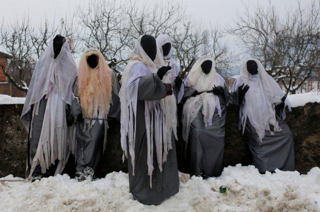 Vevcani Carnival