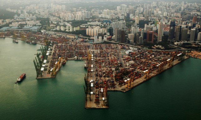 Singapore exports jump in December on back of 40% rise in China shipments