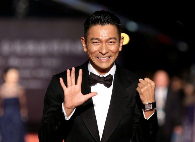 Hong Kong star Andy Lau suffers pelvic injury while shooting in Thailand