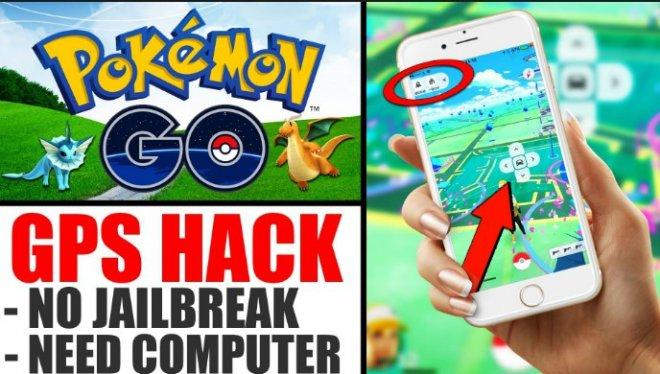 Pokemon GO GPS aka location hack