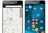 Lumia HERE Maps