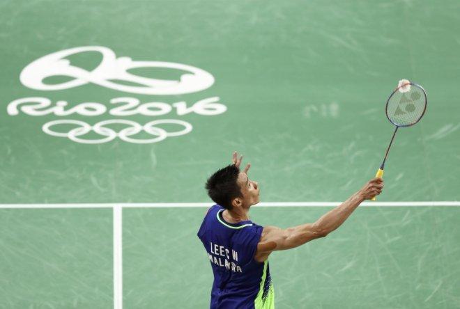 Malaysia badminton