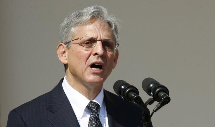 Obama names centrist judge Merrick Garland for US Supreme Court