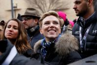 Scarlett Johansson split from husband Romain Dauriac after two years of marriage