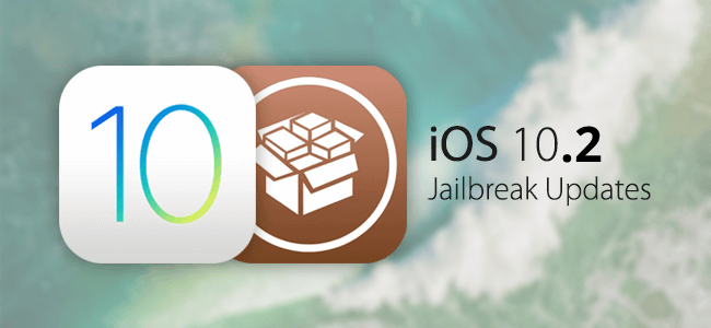 iOS 10 - 10.2 jailbreak released