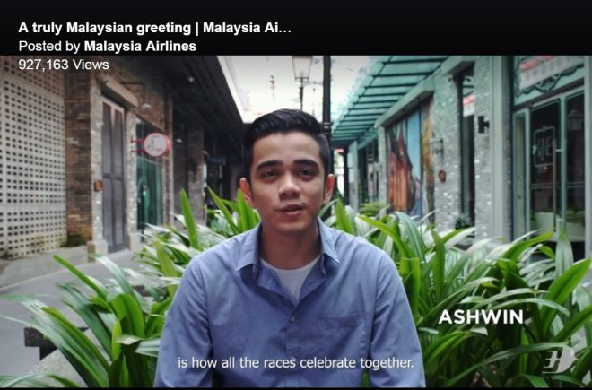 Malaysia Airlines releases 'heart-warming' video ahead of Chinese New Year