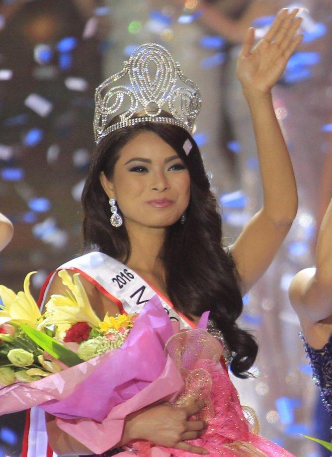 Philippines' Maxine Medina
