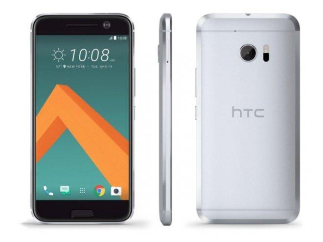 HTC 10 gets Nougat OTA update in UK, Europe
