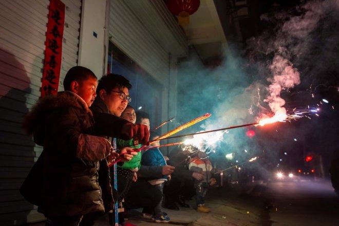 Chinese New Year 2017: Celebrations across the globe [PHOTOS]