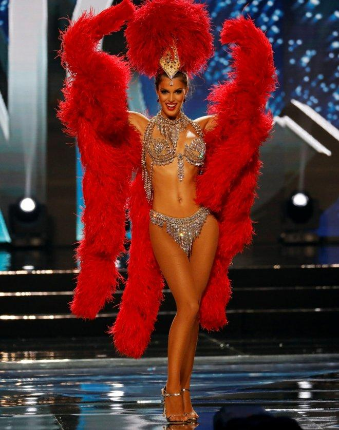 Miss Universe Iris Mittenaere