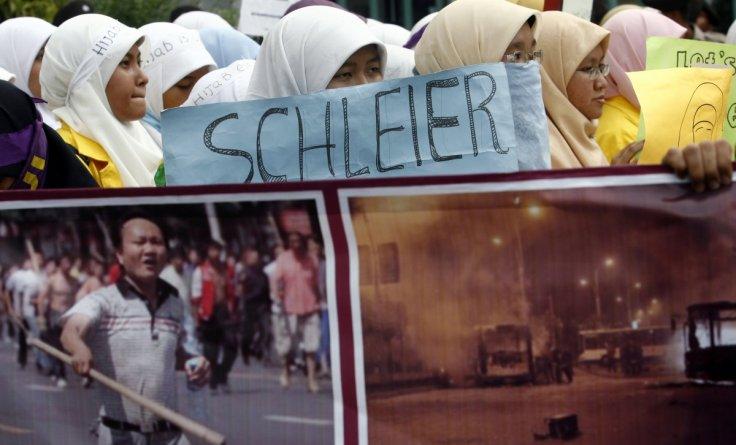 Indonesia tightens vigil over rising Uighur militant infiltration