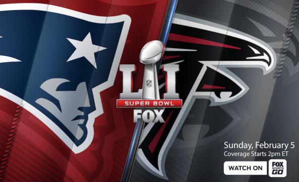 NFL Super Bowl 2017 (Super Bowl 51)
