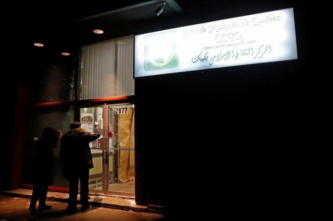 Quebec mosque attack