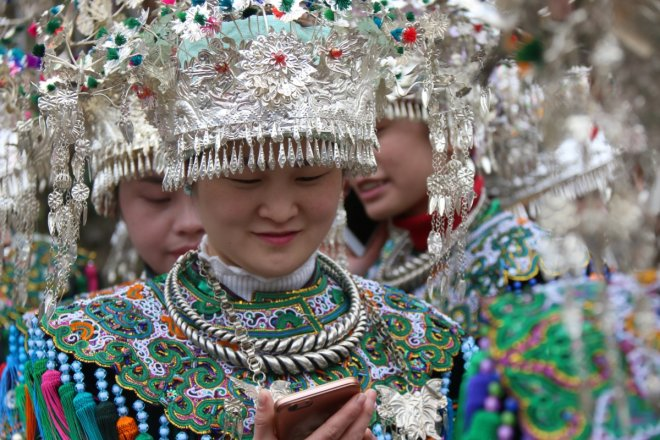 Chinese New Year 2017: Glimpses of colourful spring festival celebrations in China