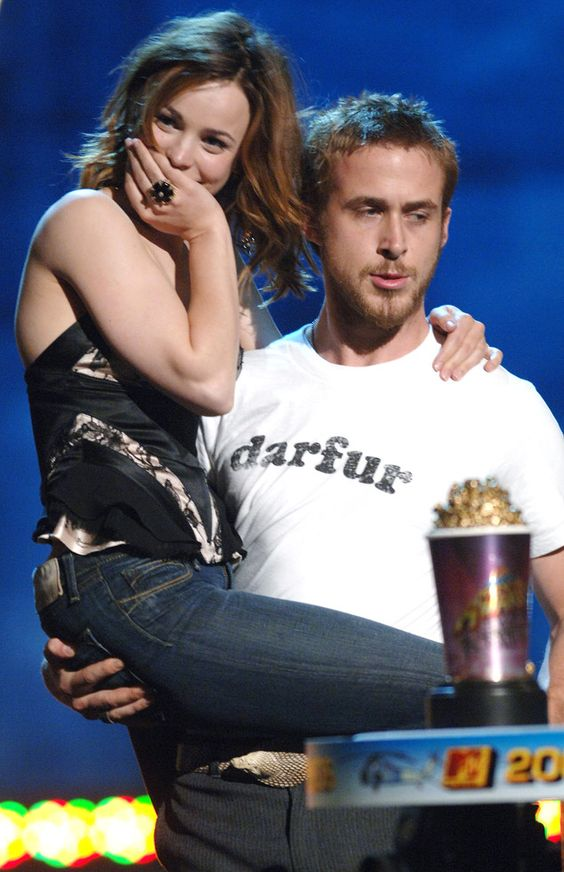 Are rachel mcadams and ryan gosling dating updating an iphone