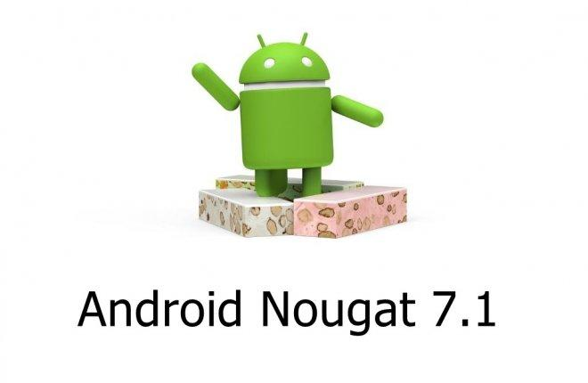 Android 7.1.2 Nougat update