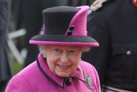 Queen Elizabeth marks 65 years on British throne