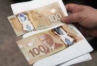 Canadian dollar notes