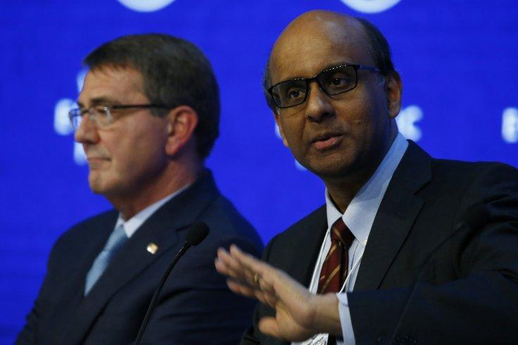 Singapore's Finance Minister  and deputy prime minister Tharman Shanmugaratnam