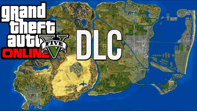 GTA 5 Map Expansion DLC