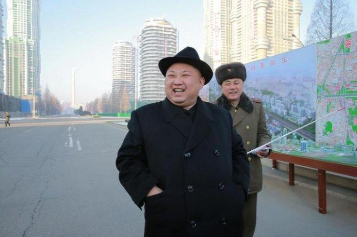 North Korea tests ballistic missile;