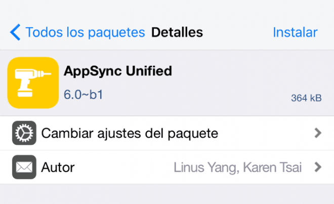 AppSync Unified 6.0