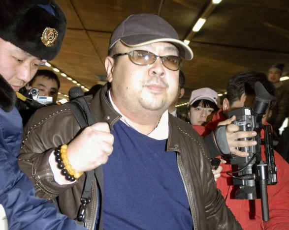 North Korean agents kill Kim Jong-un's half-brother Kim Jong Nam in Malaysia