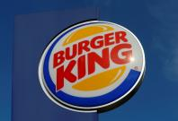 Burger King Israel offered Adults Meal for Valentine's Day