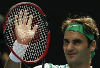 Roger Federe in Australian Open semifnail