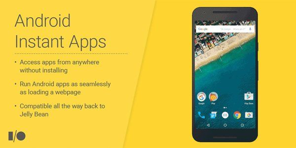 Google Instant Apps for Android