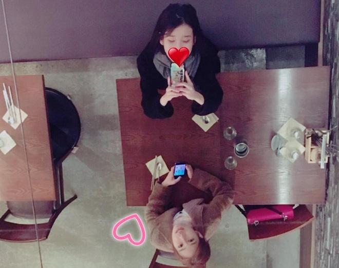 IU & Yoo In-na BFF