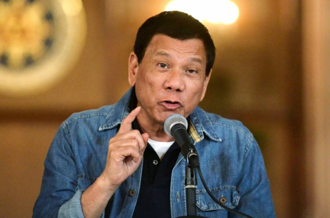 President Duterte says he will resign if Philippine senator proves allegations of illegal wealth