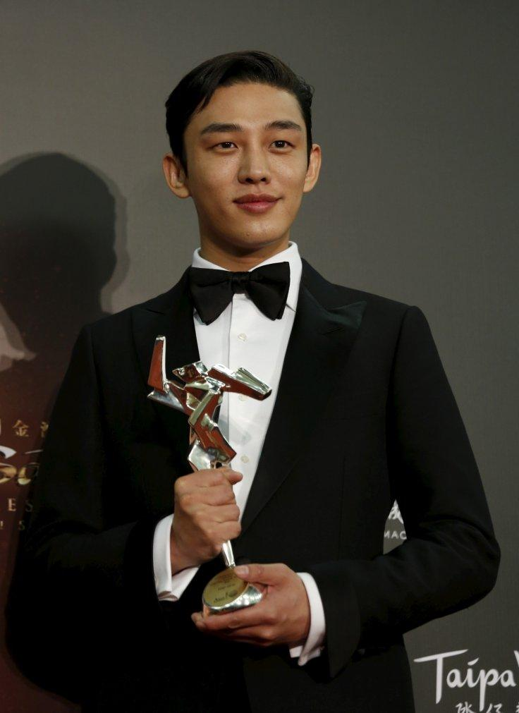South Korean actor Yoo Ah-in