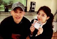 Suzy Bae & Park Won