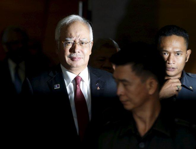 Malaysia's Attorney-General Mohamed Apandi cleared Najib of wrongdoing