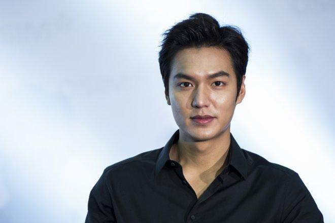 Lee Min Ho Facebook live chat