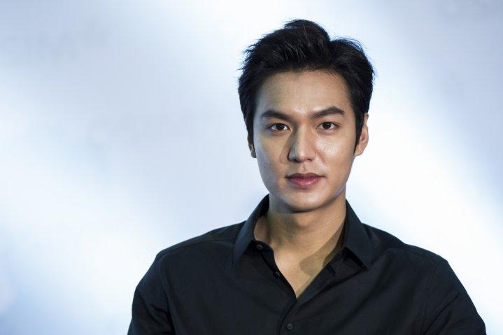 Lee Min Ho Facebook live chat