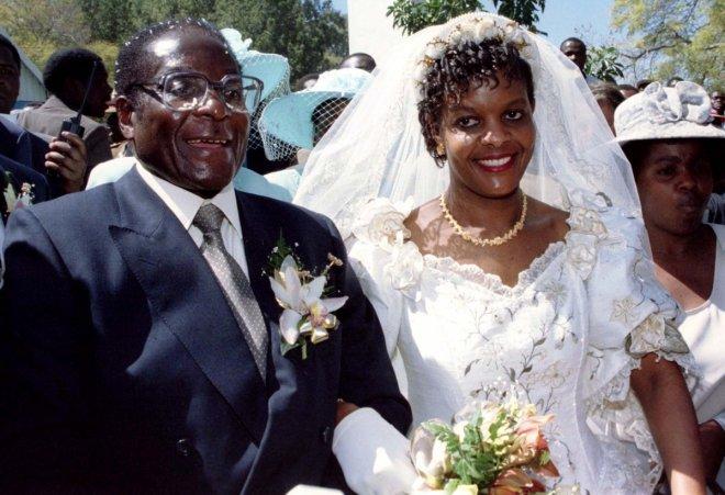 Zimbabwe's President Robert Mugabe turns 93