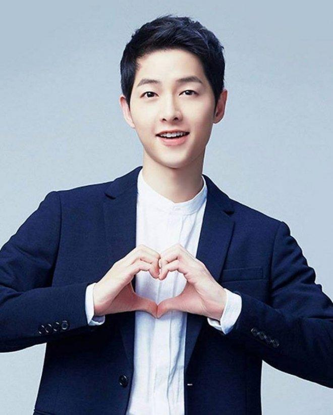 Song Joong Ki 6 Adorable Pictures That Prove Korean